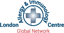 London Allergy and Immunology Centre Logo UKallergy.com