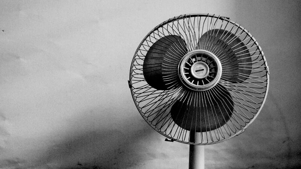 For those with asthma, a fan can cause problems