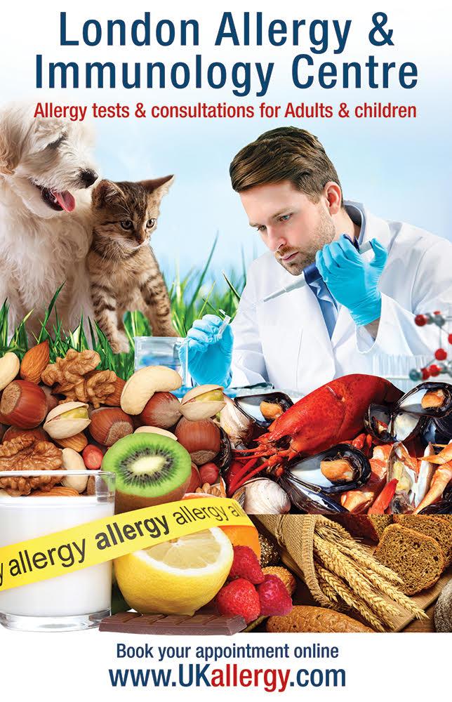 Allergy doctor